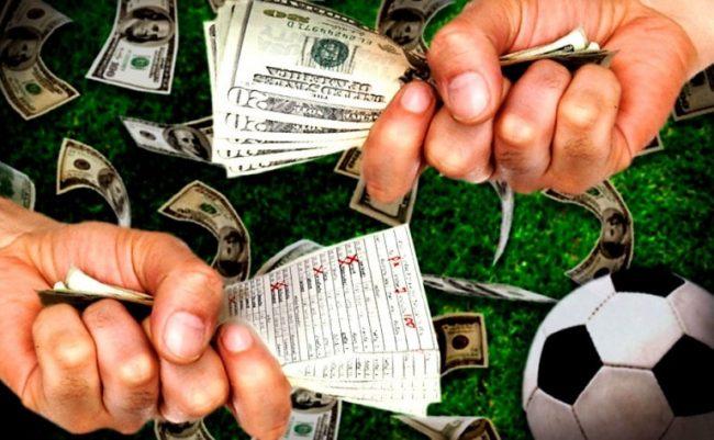 Деньги на ставках на спорт