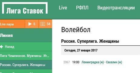 Ленинградка (ж) - Сахалин (ж)