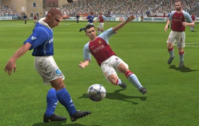 Виртуальные футболисты