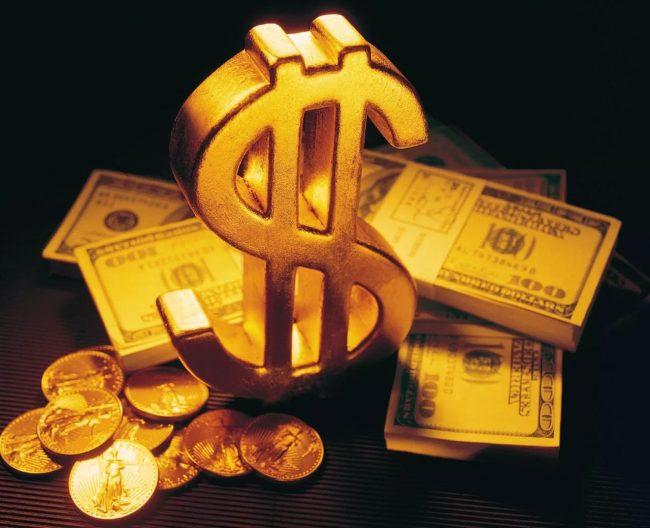 Деньги в букмекерской конторе