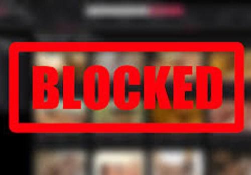 Заблокирован