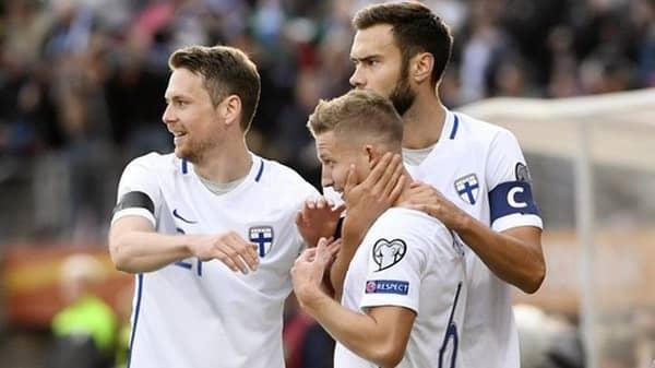 Прогноз на выходные. Финляндия — Исландия. Начало матча, 1 сентября, 21,45 (мск.)