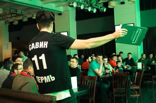 Букмекер Лига ставок российский