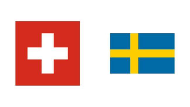 Матч Швейцария — Швеция