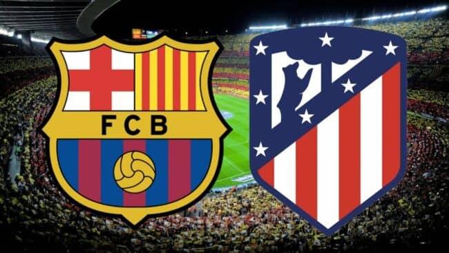 Матч Барселона — Атлетико Мадрид
