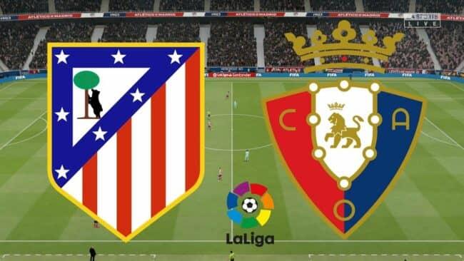 Матч Атлетико Мадрид — Осасуна