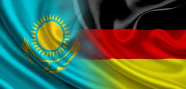 Матч Казахстан — Германия
