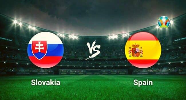 Матч Словакия — Испания