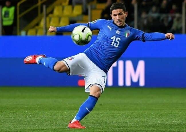 Матч Италия — Чехия
