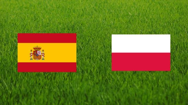 Матч Испания — Польша