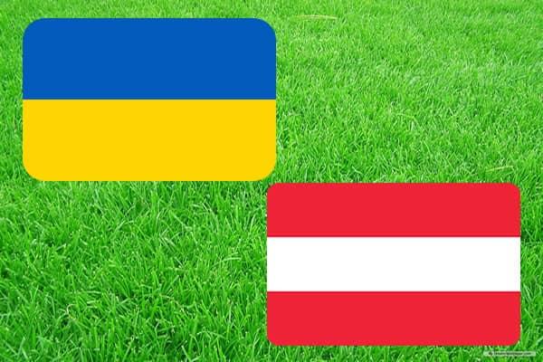Матч Украина — Австрия