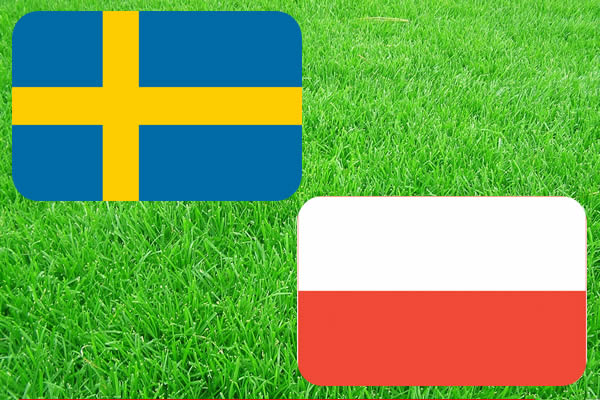 Матч Швеция — Польша