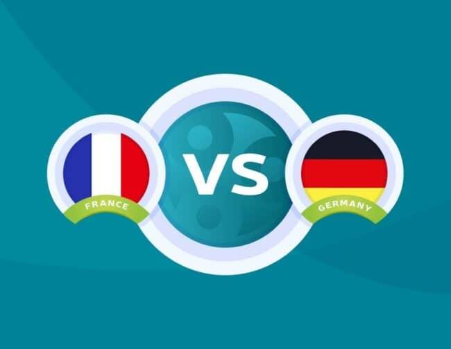 Матч Франция — Германия