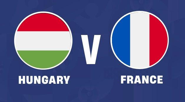Матч Венгрия — Франция