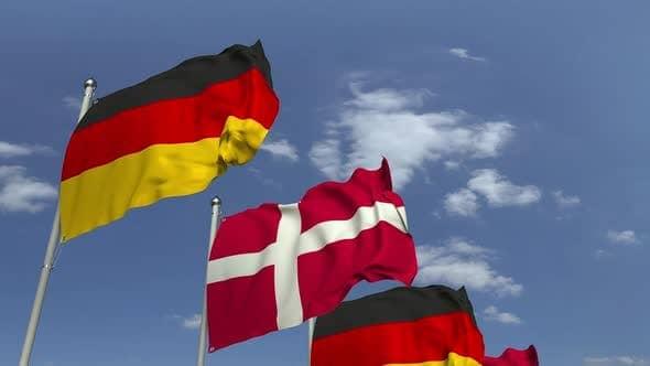 Матч Германия — Дания