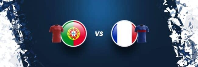 Матч Португалия — Франция
